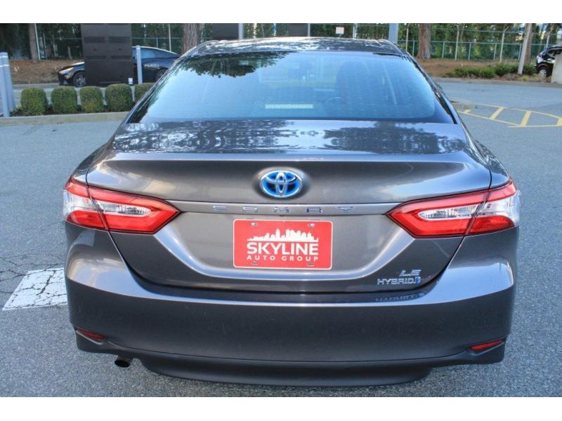 Toyota Camry 2018 price $25,889