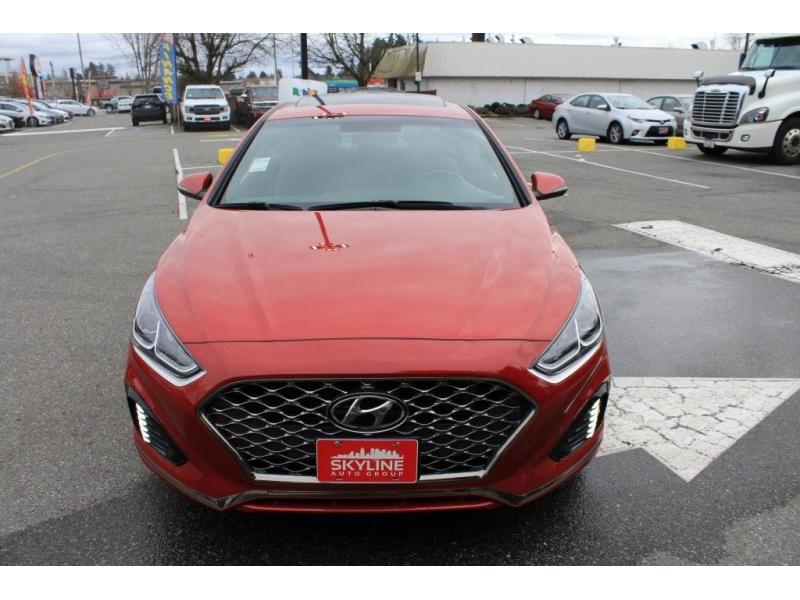 Hyundai Sonata 2019 price $0