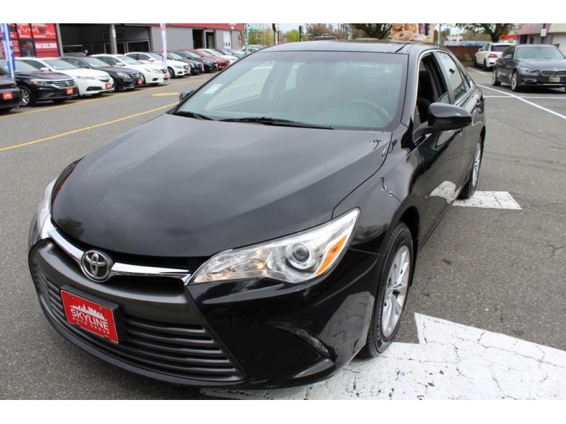 Toyota Camry 2016 price $0