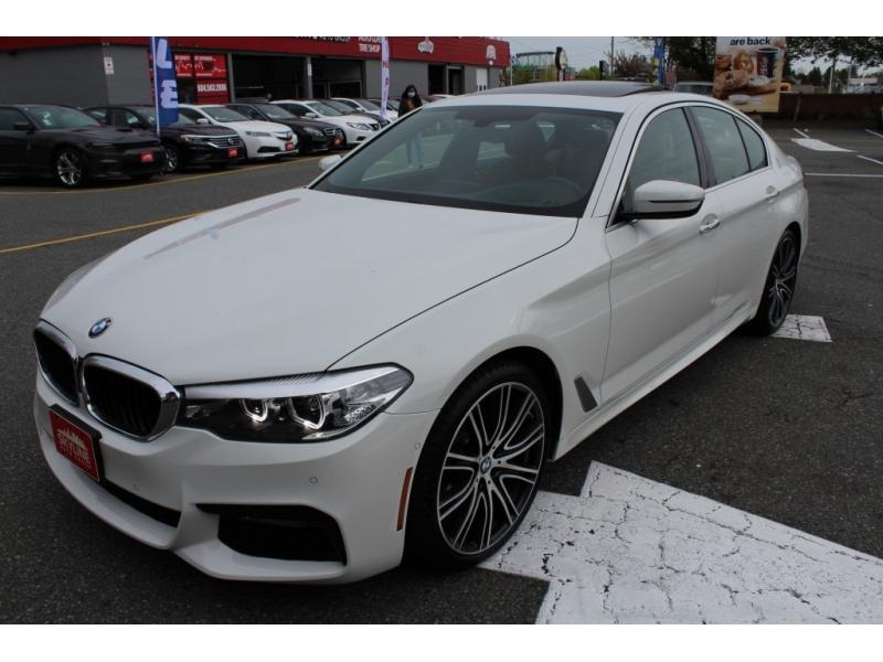 BMW 5-Series 2018 price $0
