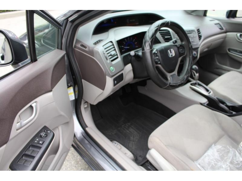 Honda Civic Sdn 2012 price $0