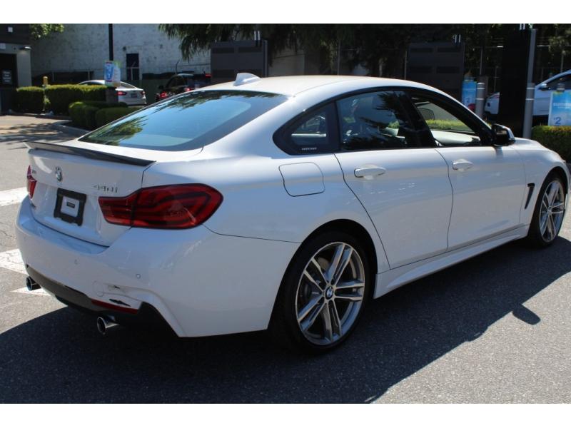 BMW 4 Series 2018 price $0