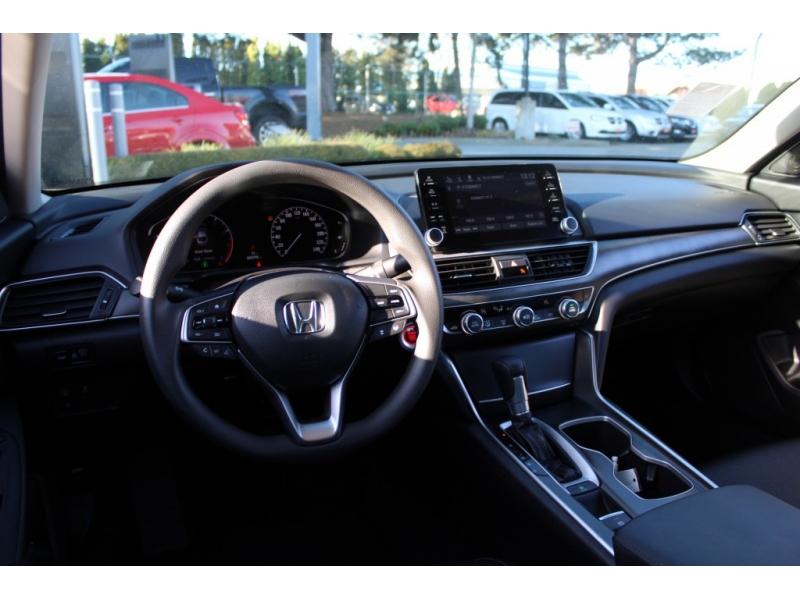 Honda Accord Sedan 2019 price $0