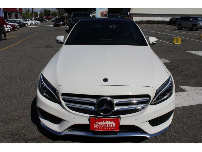 Mercedes-Benz C-Class 2018 price $0