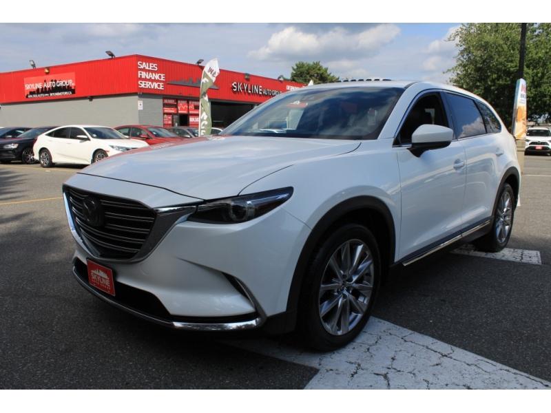 Mazda CX-9 2017 price $0