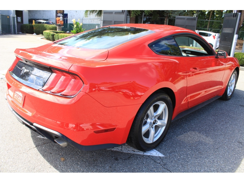Ford Mustang 2018 price $0