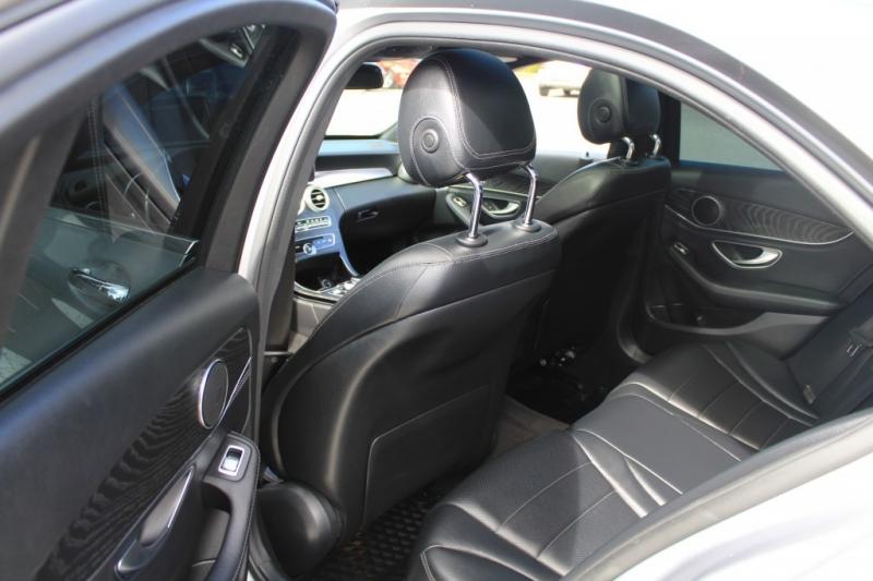 Mercedes-Benz C-Class 2016 price $0