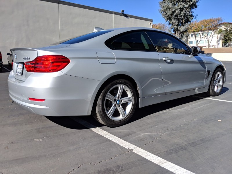BMW 4 Series 2015 price $19,500