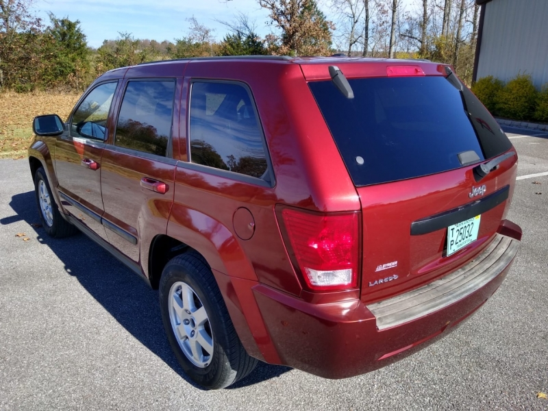 Jeep Grand Cherokee 2008 price $9,900