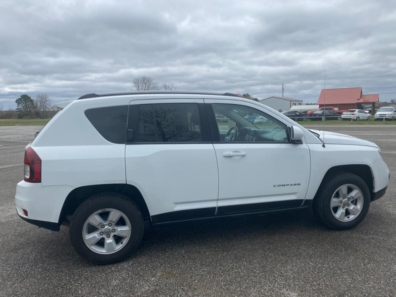 Jeep Compass 2017 price $17,900