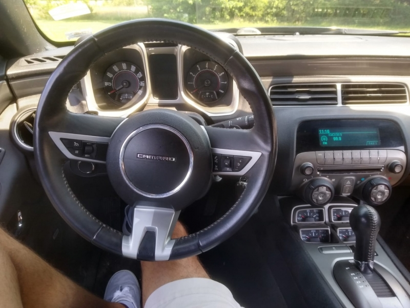 Chevrolet Camaro 2011 price $0