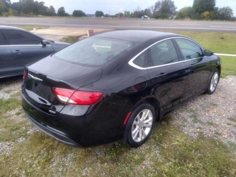 Chrysler 200 2016 price $16,900