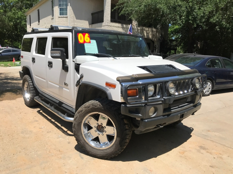 Hummer H2 2006 price $3,500 Down