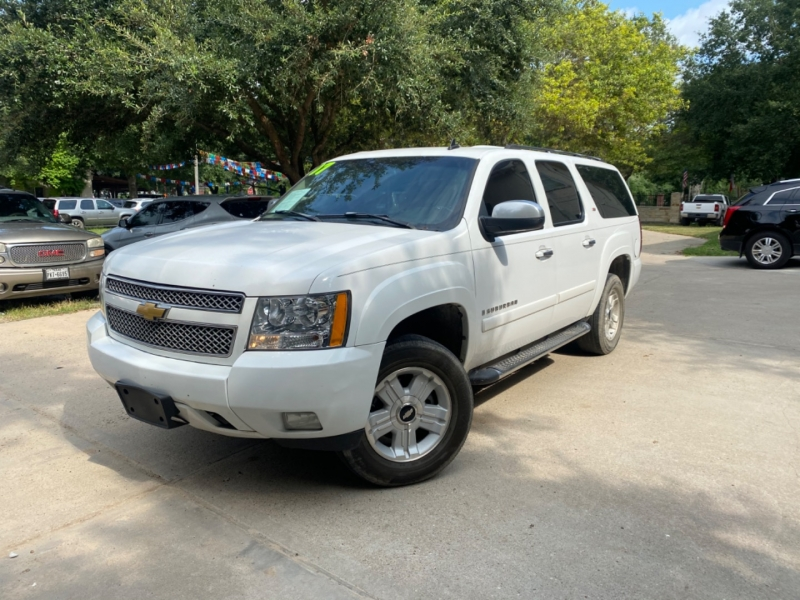 Chevrolet Suburban 2007 price $1,500 Down