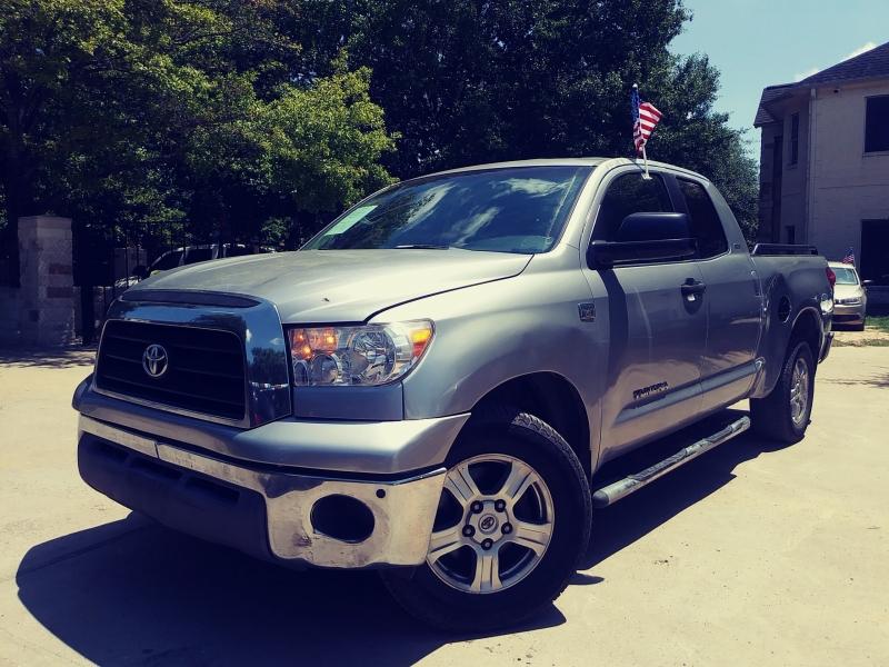 Toyota Tundra 2007 price $1,500 Down