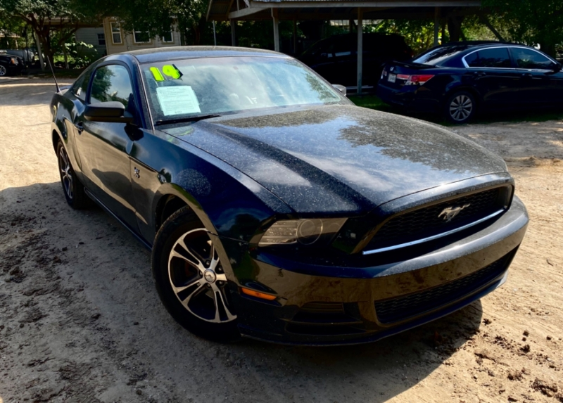 Ford Mustang 2014 price $10,800