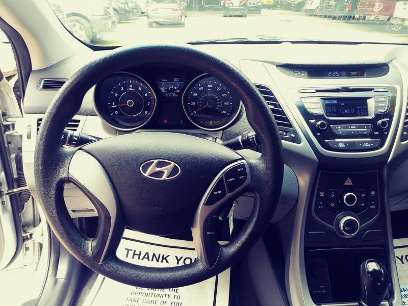 Hyundai Elantra 2016 price $2,500 Down