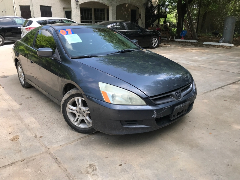 Honda Accord Cpe 2007 price $1,000 Down