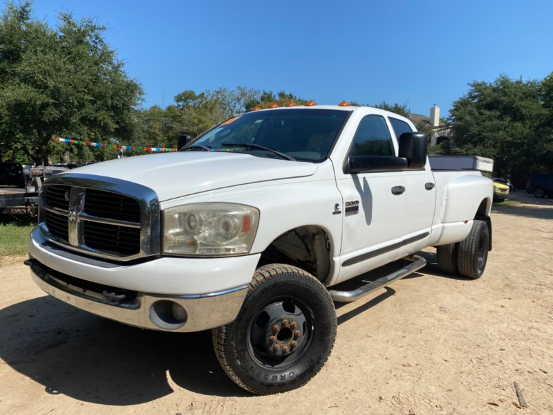 Dodge Ram 3500 2007 price $3,500 Down