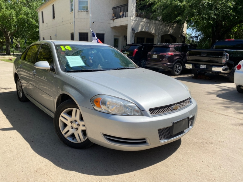 Chevrolet Impala Limited 2014 price $2,000 Down