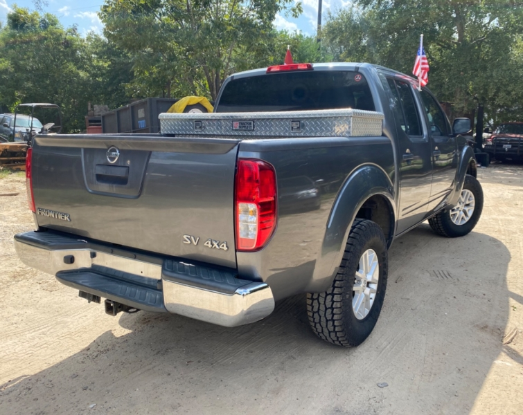 Nissan Frontier 2017 price $5,000 Down