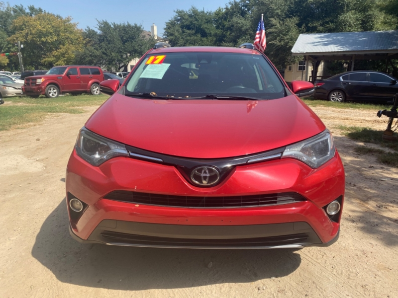 Toyota RAV4 2017 price $4,000 Down