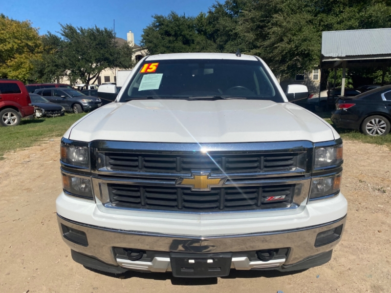 Chevrolet Silverado 1500 2015 price $7,000 Down