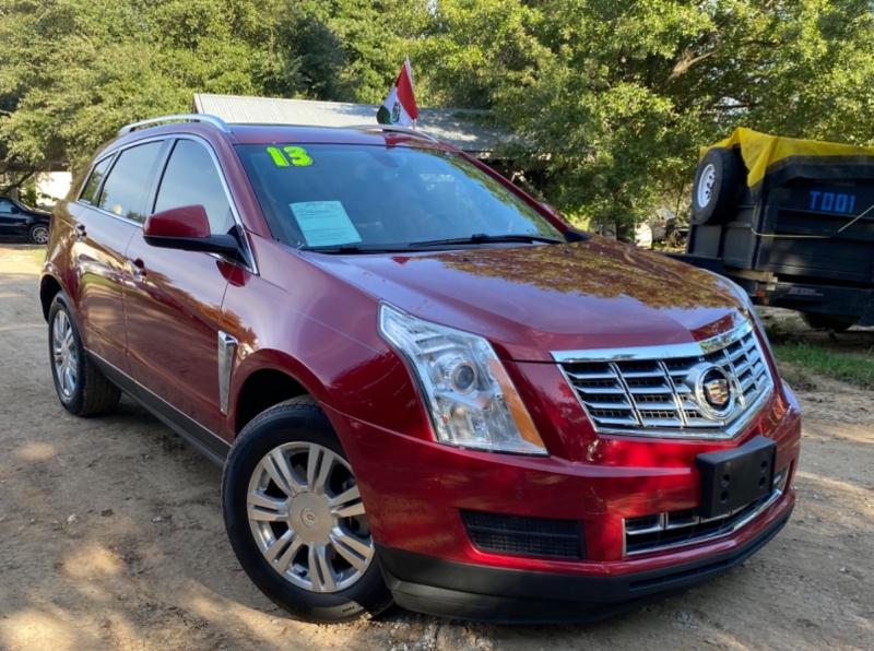 Cadillac SRX 2013 price $17,800