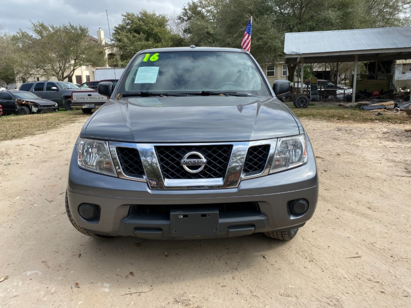 Nissan Frontier 2016 price $4,000 Down