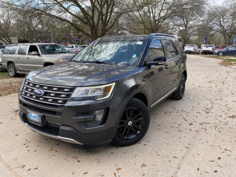 Ford Explorer 2016 price $23,800