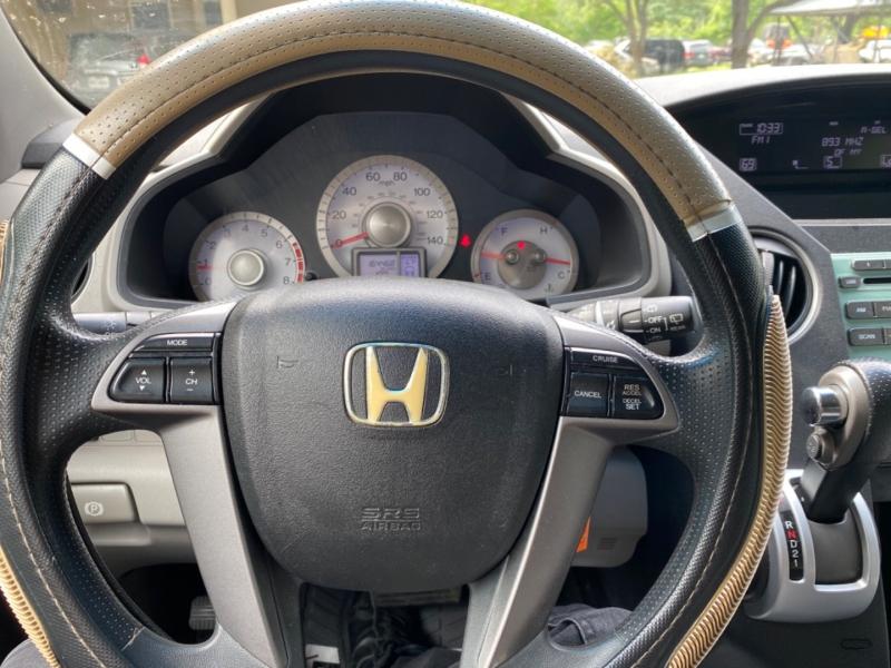Honda Pilot 2011 price $2,500
