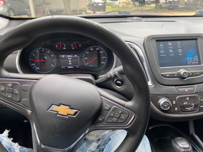Chevrolet Malibu 2017 price $4,000
