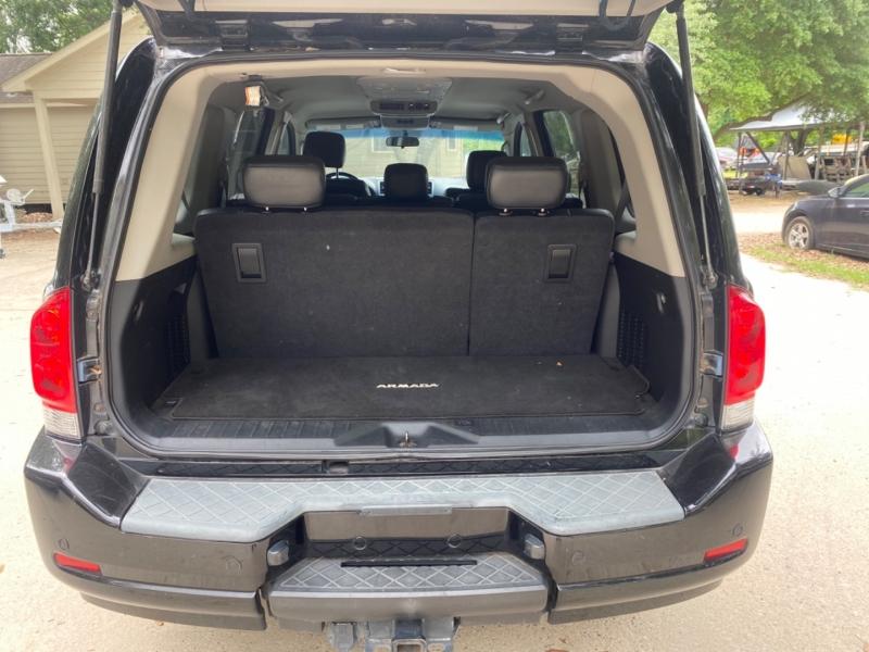 Nissan Armada 2008 price $1,500