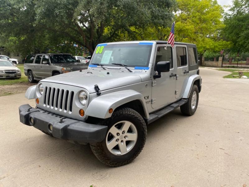 Jeep Wrangler 2008 price $3,500