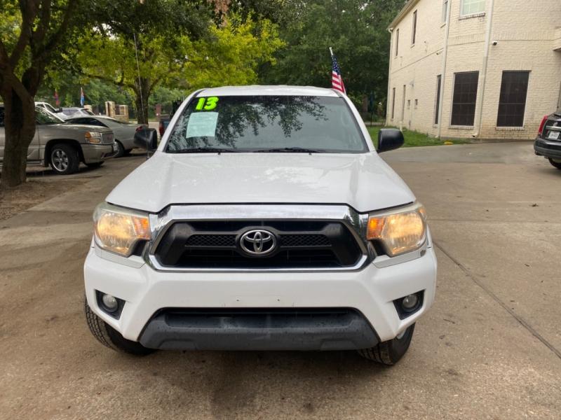 Toyota Tacoma 2013 price $0