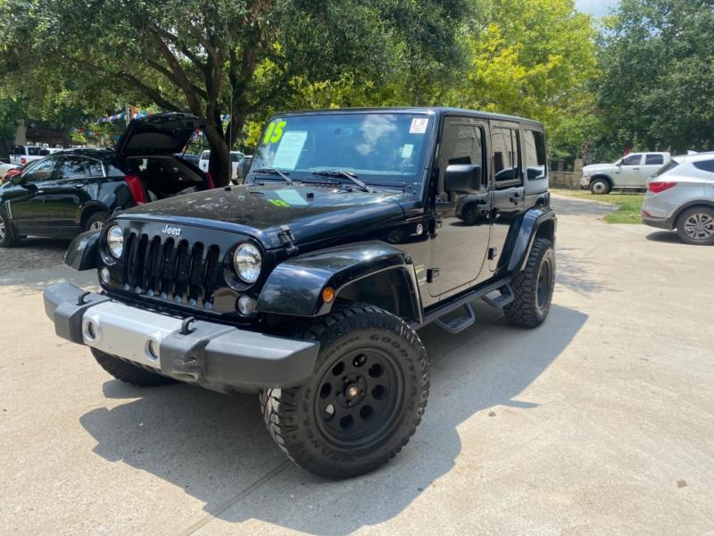 Jeep Wrangler Unlimited 2015 price $7,000