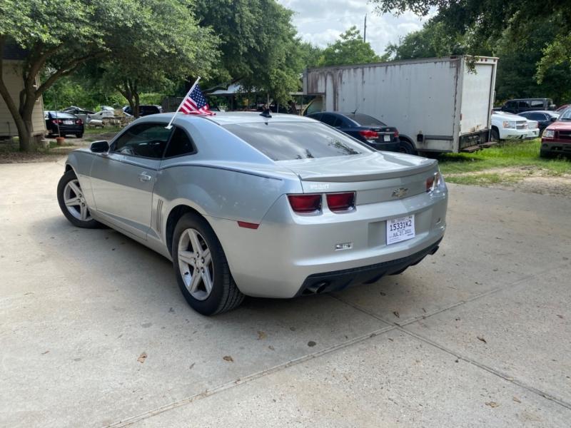 Chevrolet Camaro 2012 price $3,500