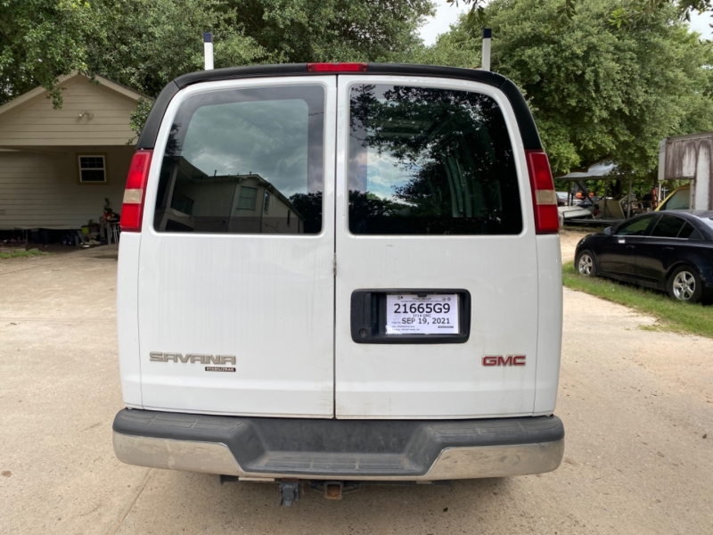 GMC Savana Cargo Van 2014 price $0 Down