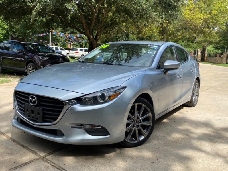 Mazda Mazda3 4-Door 2018 price $3,500