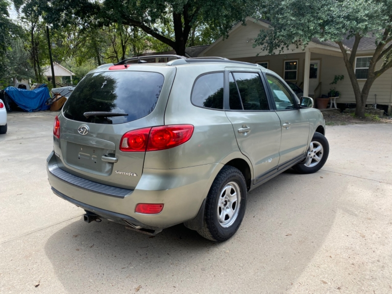 Hyundai Santa Fe 2007 price $1,500