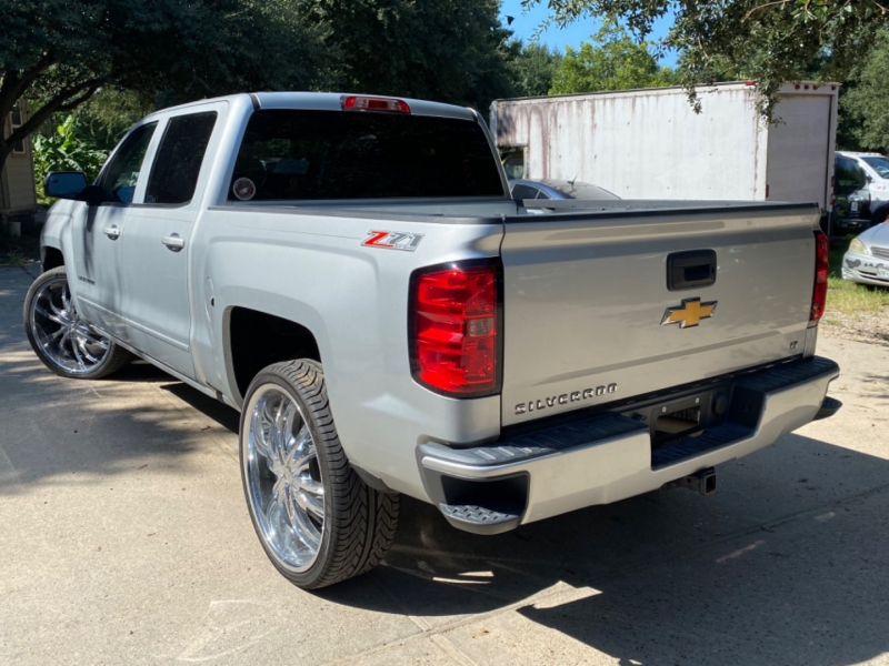 Chevrolet Silverado 1500 2017 price $7,000