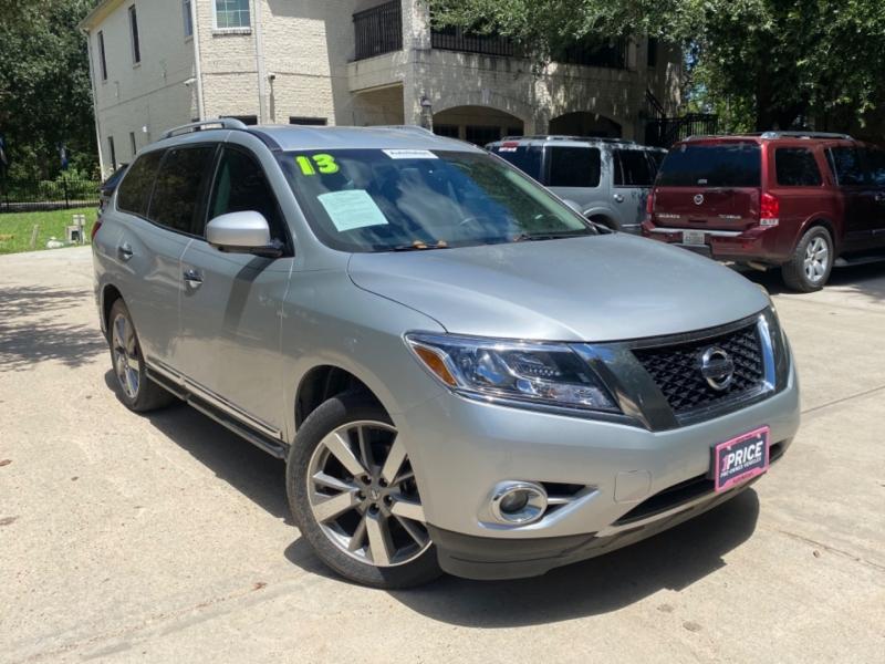 Nissan Pathfinder 2013 price $3,500