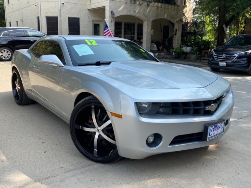 Chevrolet Camaro 2012 price $4,000