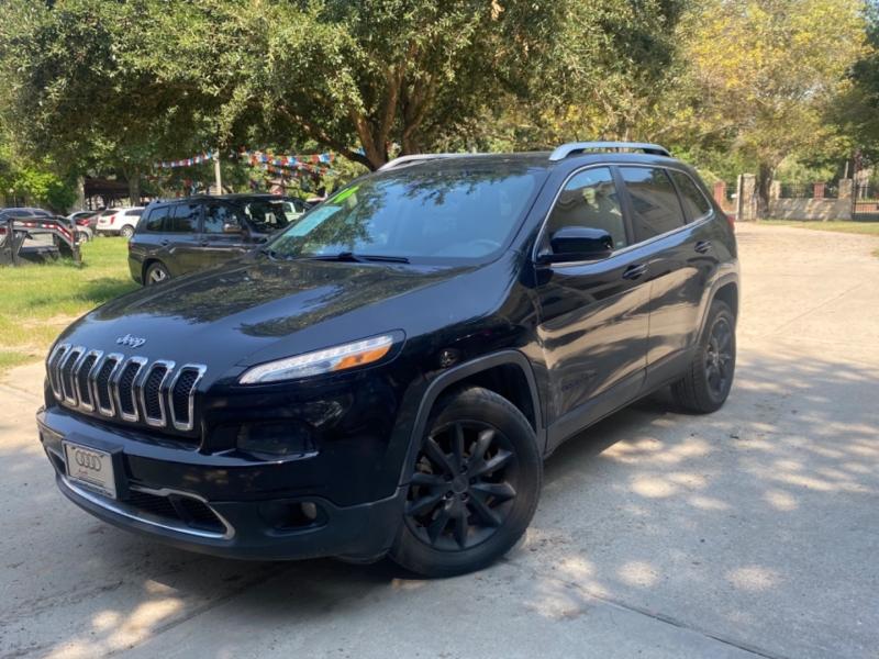 Jeep Cherokee 2014 price $3,500 Down