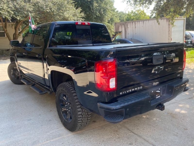 Chevrolet Silverado 1500 2017 price $6,000