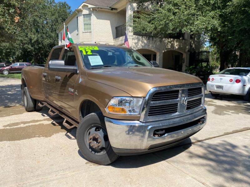 RAM 3500 2012 price $7,000