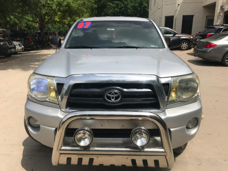 Toyota Tacoma 2007 price $2,500 Down