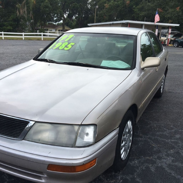 Toyota AVALON 1997 price $1,250