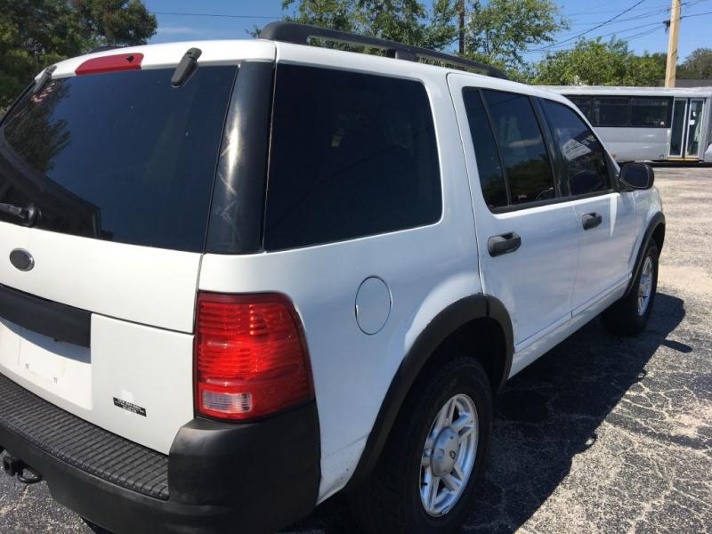 Ford EXPLORER 2003 price $3,795