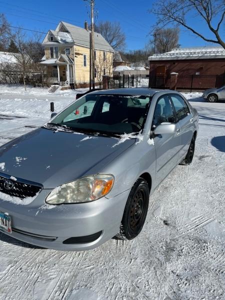Toyota Corolla 2007 price $3,999